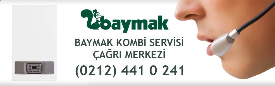 İstanbul Baymak Kombi Servisi